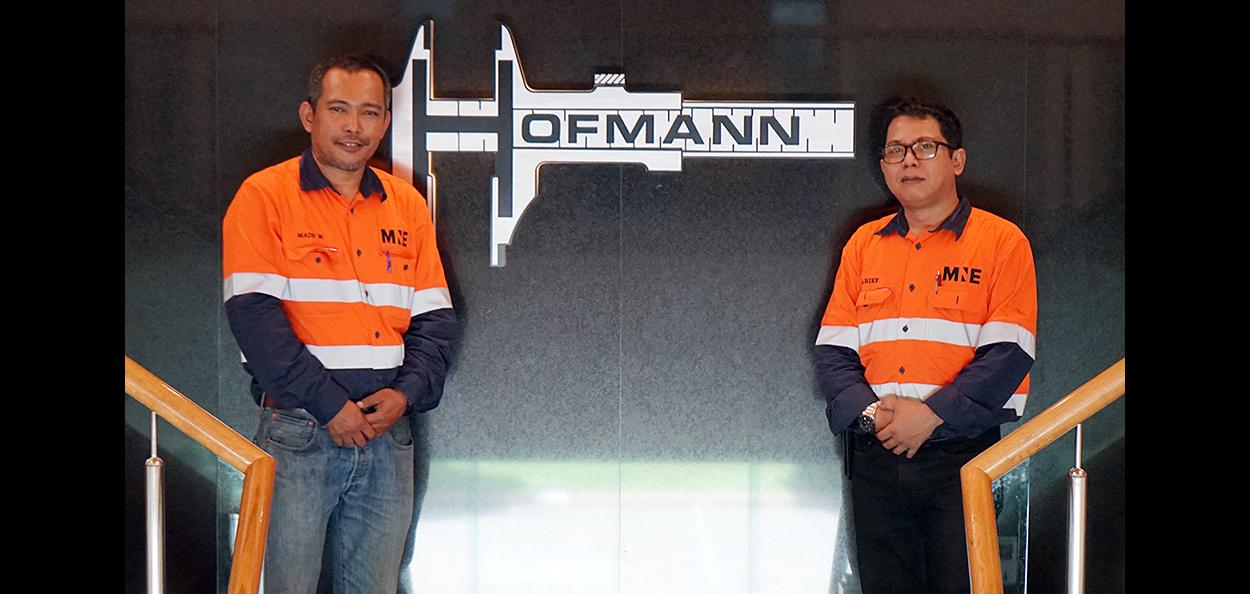 Hofmann Technical Training in Perth